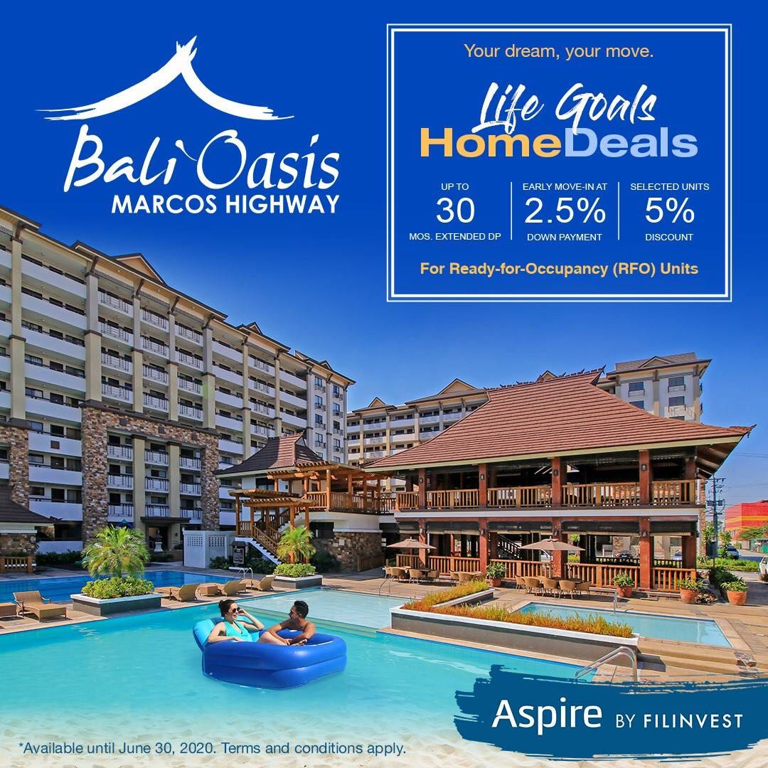Bali Oasis 2 Rfo Promo Property For Sale Apartments Condos On Carousell