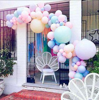 Balloon Chain for Decoration