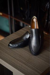 Bally Loafers Leather Shoes