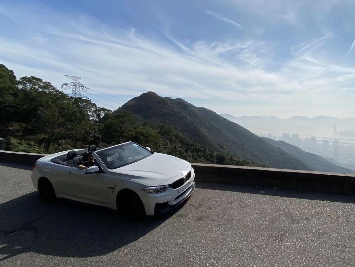 BMW 開蓬車 跑車 體驗 **唔係租車** Convertible experience with driver **NOT car rental** Auto
