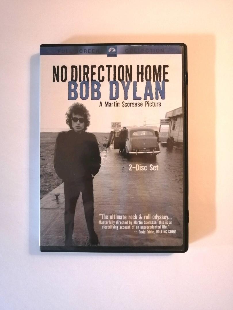 Bob Dylan - No Direction Home DVD