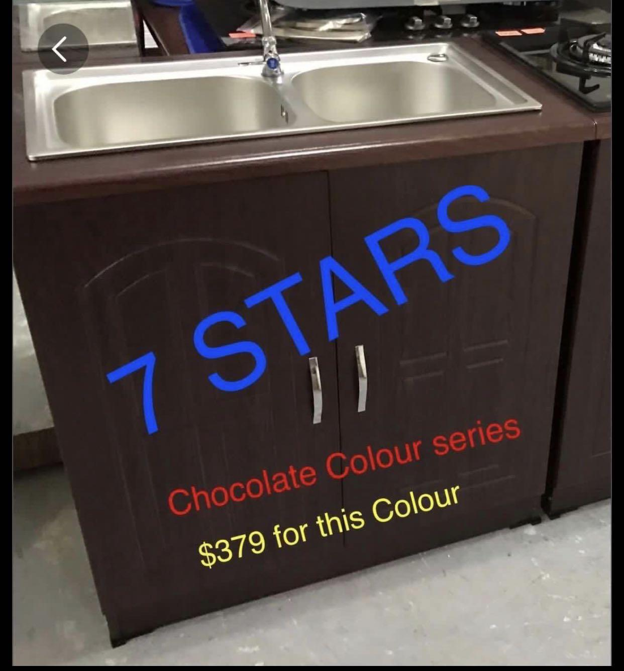 Bto Stand Alone Stainless Kitchen Sink With Cabinet Tap Furniture Others On Carousell