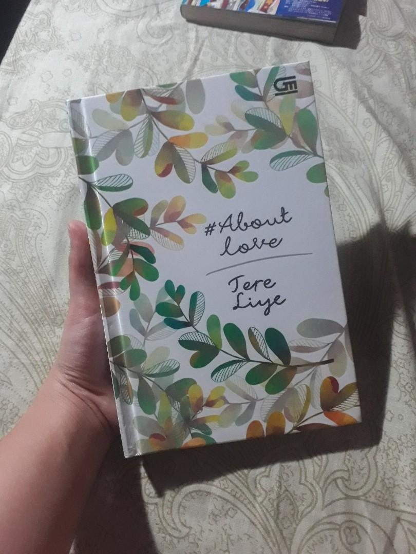 Buku Quotes Novel Tere Liye About Love Indonesia Buku Alat Tulis Buku Di Carousell