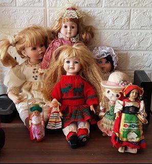 Declutter Sale Imported Porcelain Doll