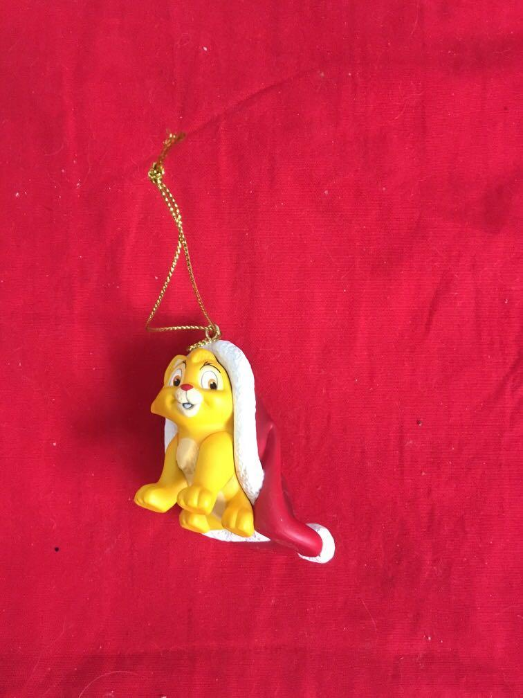 Disney cat Christmas ornament