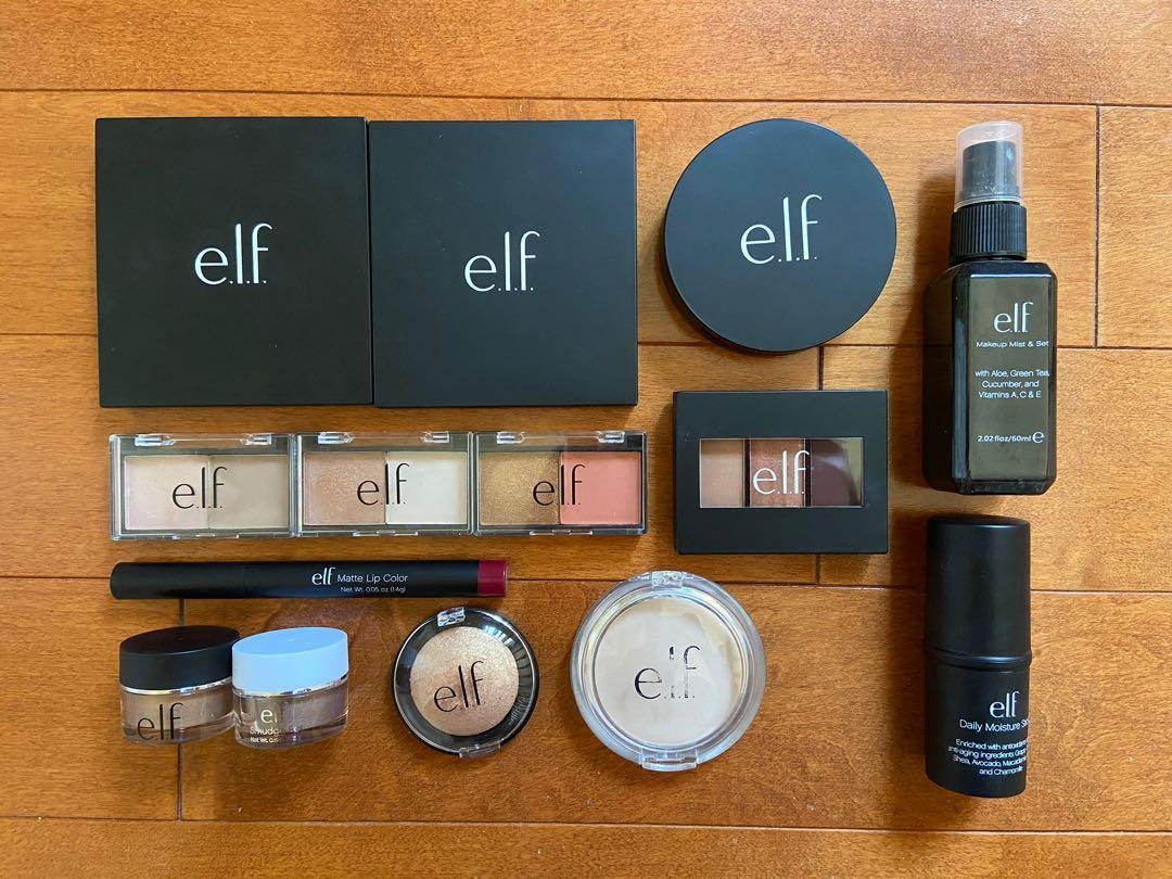 Elf Makeup Bundle (free with purchase)