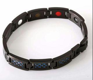 Titanium bracelet for really good healthy and good heart