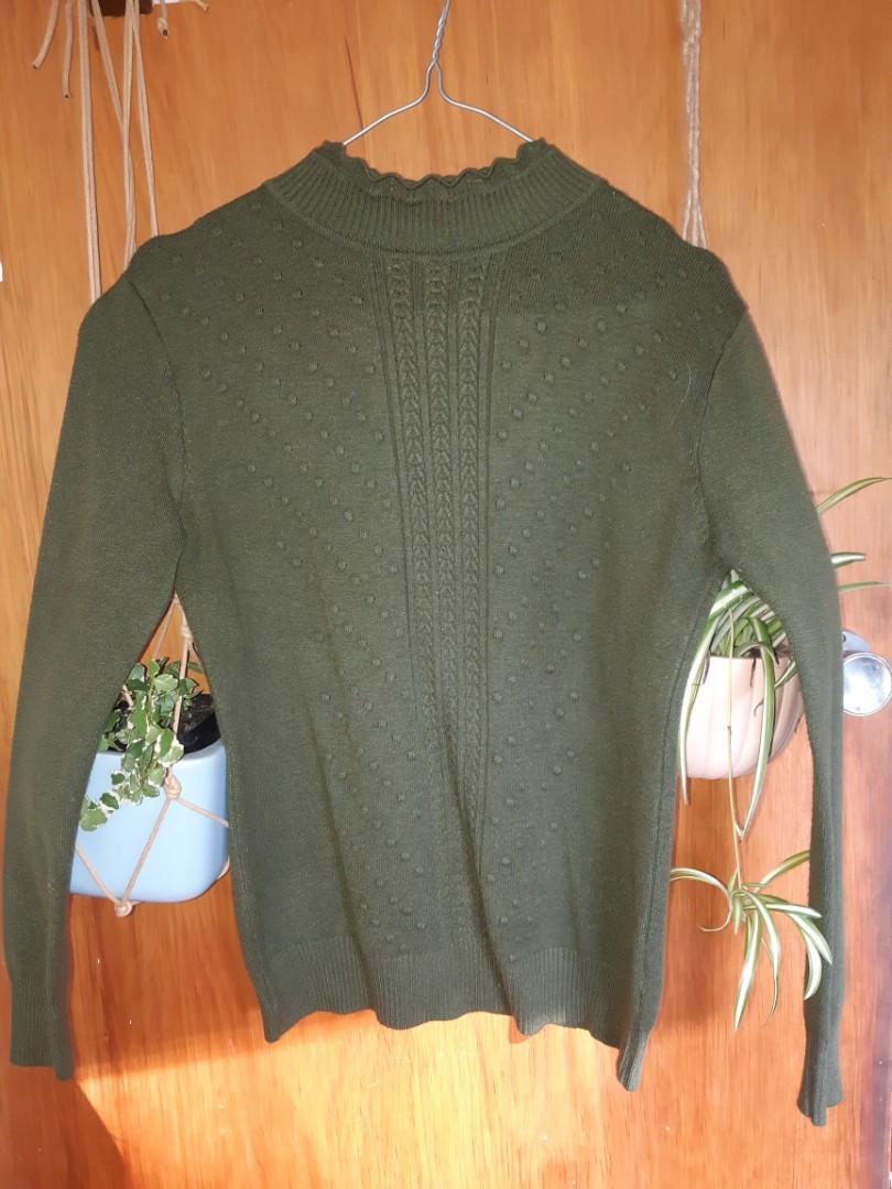 Green M/L mirrou Jersey