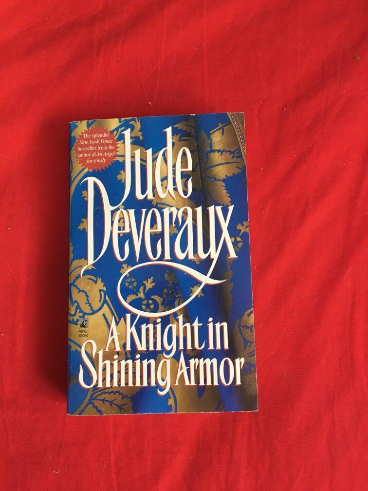 Jude Deveraux a knight in shining armour book