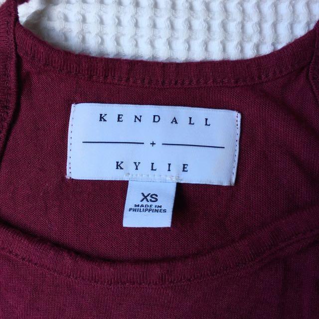 Kendall + Kylie Top