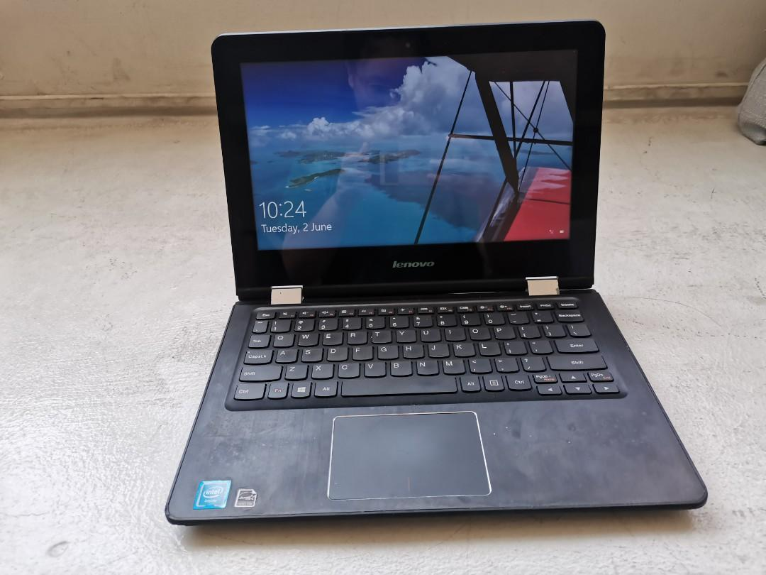 Lenovo Yoga 300 Series Electronics Computers Laptops On Carousell