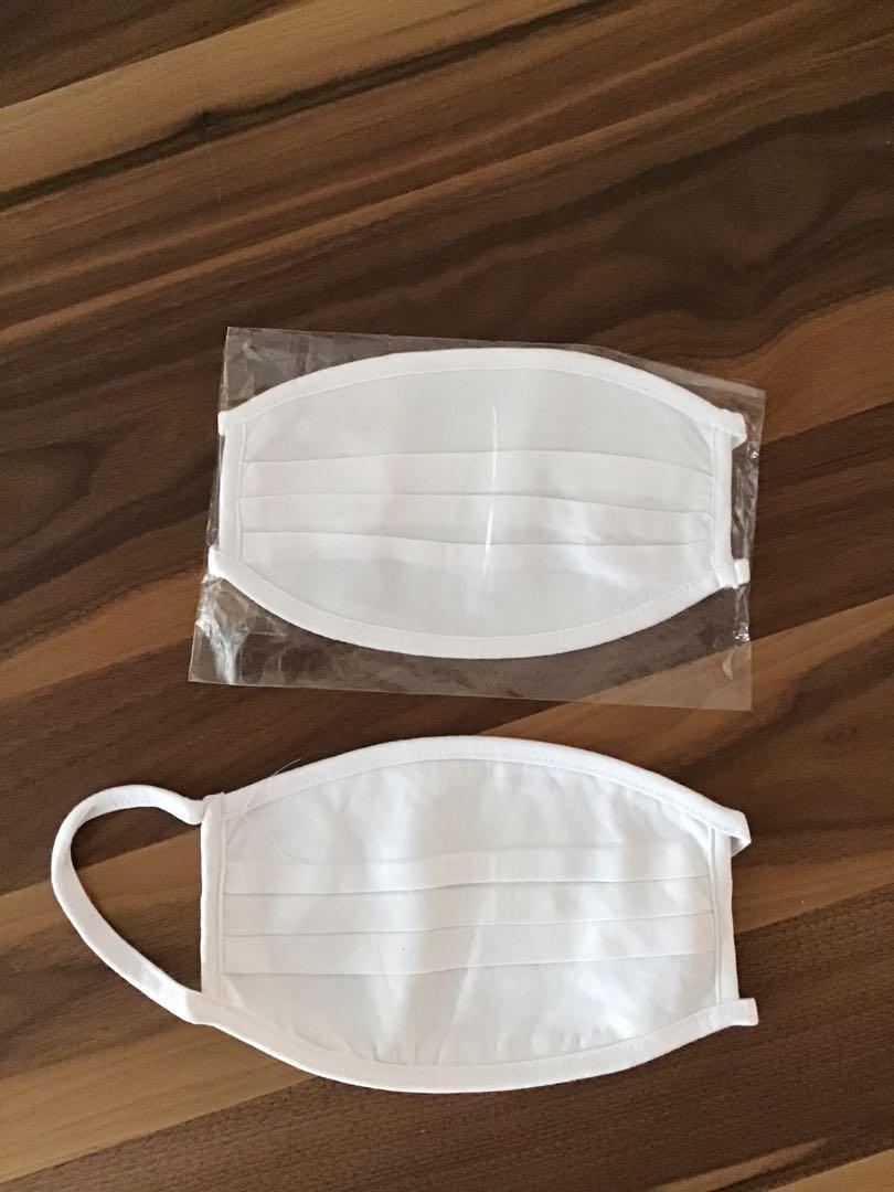 Masks  2lyr re useable