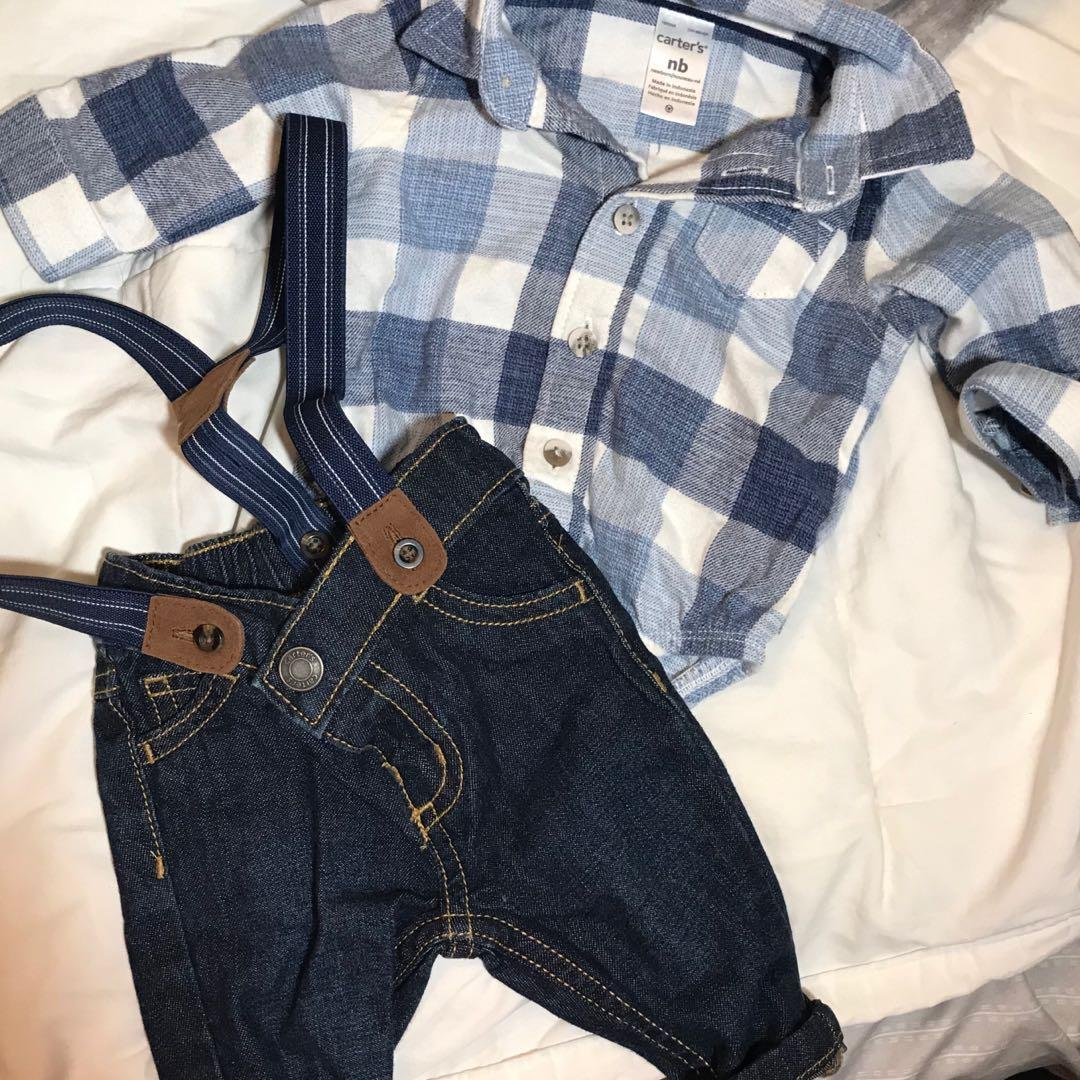New Born Boy Clothes