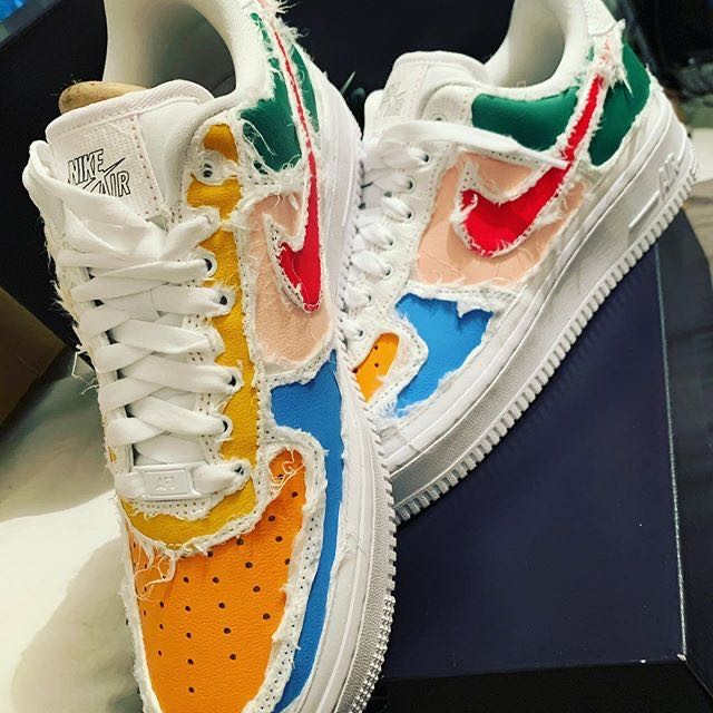 air force 1 reaveal