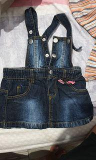 Over all jeans mother care