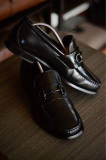 Sebago Horsebit Loafers Leather Shoes