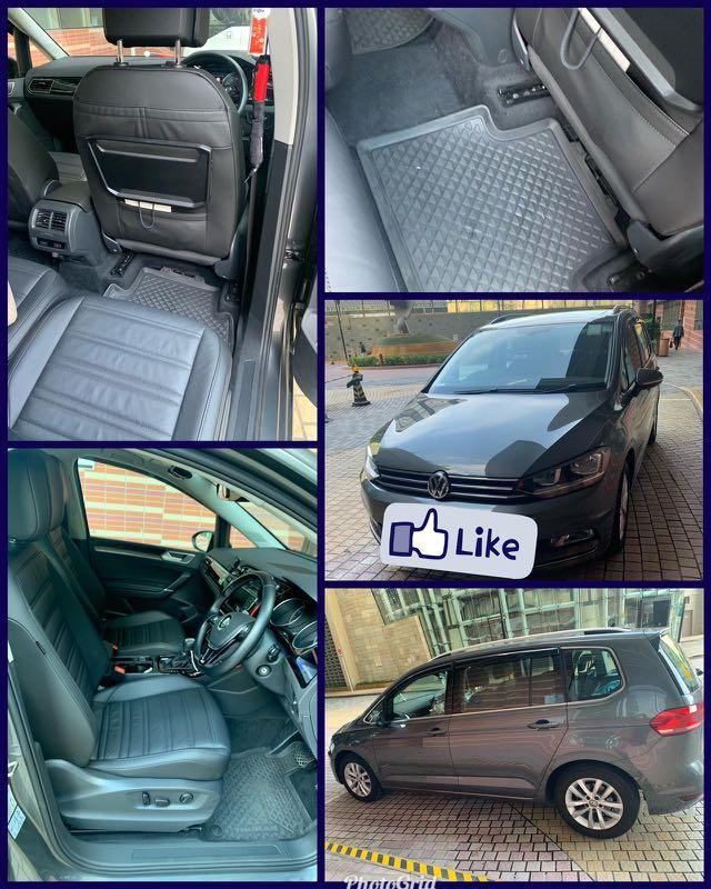 Volkswagen Touran Touran 280TSI Luxury Auto