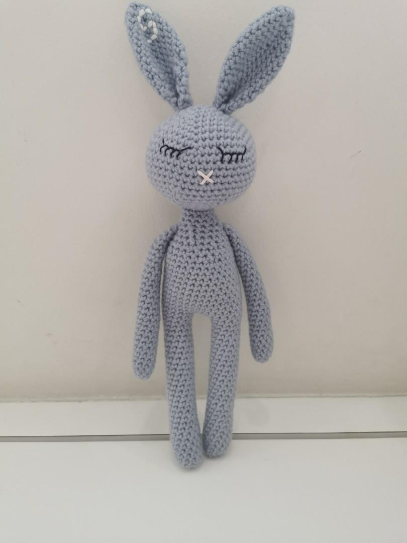 How to crochet a Giant Bunny 🐰 - YouTube   1080x810