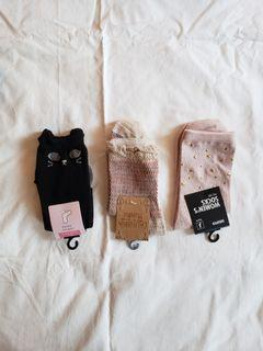 Assorted Cute Ankle Socks