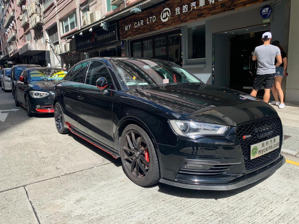 Audi A3 1.4T SEDAN Auto