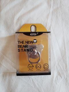 Bear Ring Stand