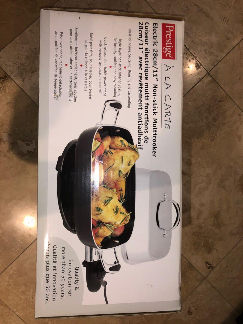 BRAND NEW MULTICOOKER NON STICK