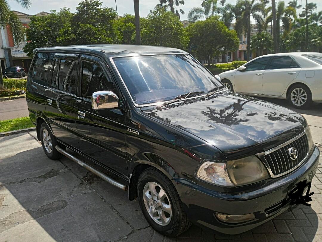 Dijual Kijang LGX 2003