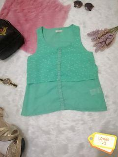 👗F&X pastel blouse