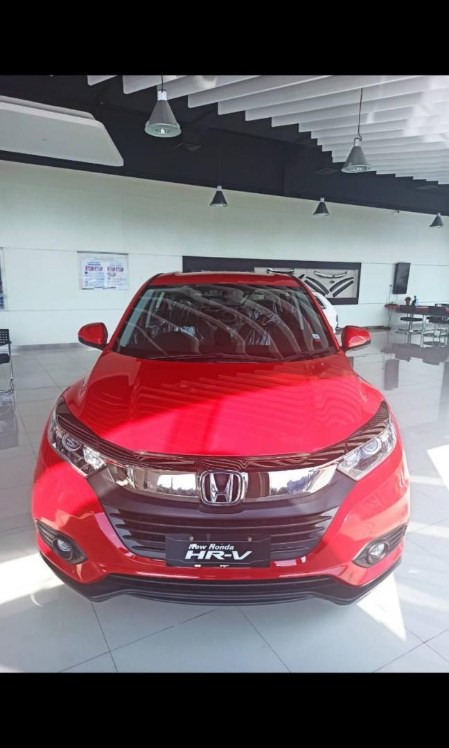 Hrv S M/T 2020.. Sexy Red, gratis oli 4thn/50.000km