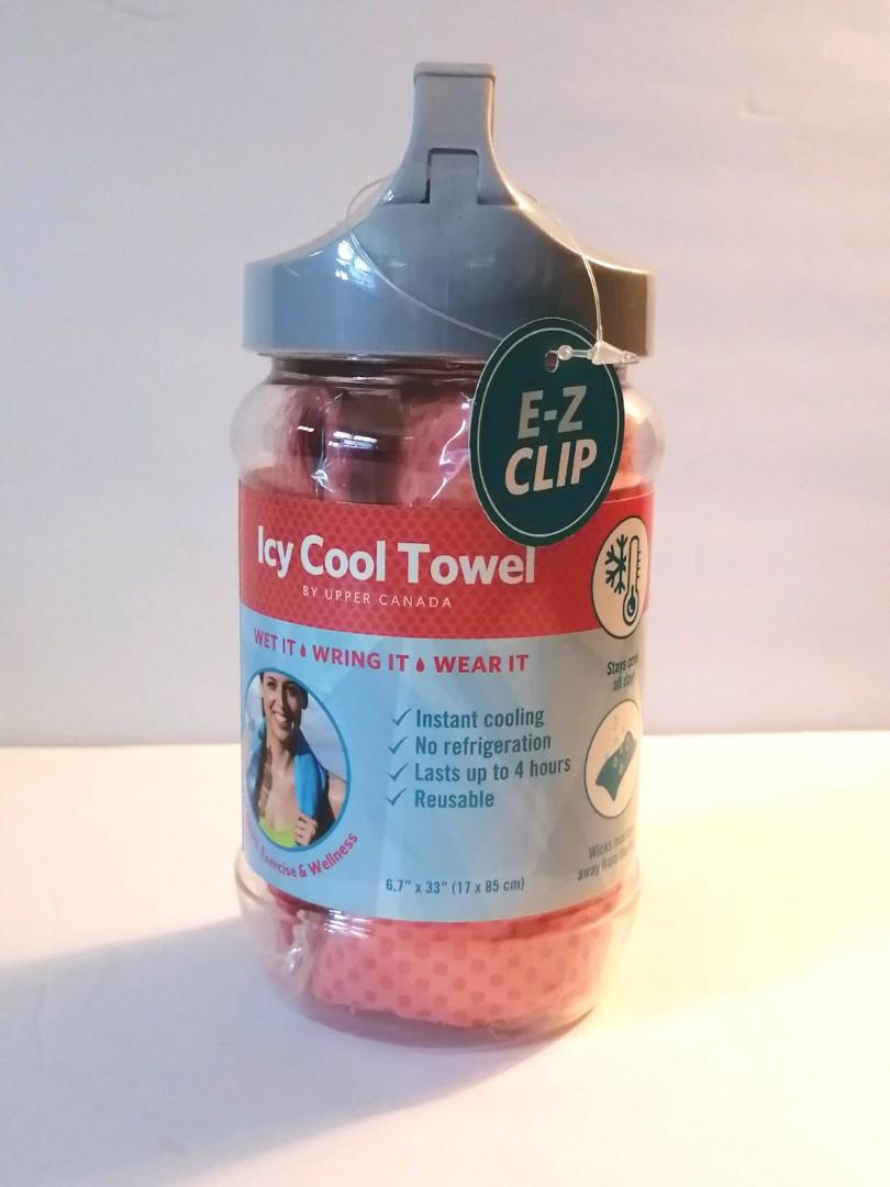 Icy Cool Towel