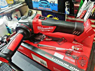 Milwaukee M18 CAG grinder (bare tool)