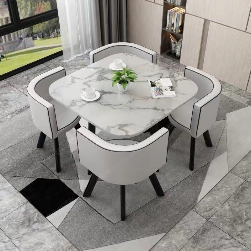 Modern Round Dining Table Furniture, Round Table Concord