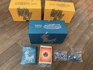 Pokemon Crimson Invasion ETB Full Set  (Free 2 ETB Box)
