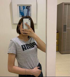 Puma 合身上衣 t恤 短袖 短T