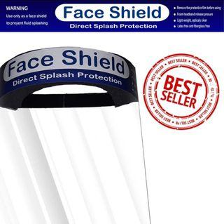 Satu lusin face shield dewasa anti corona