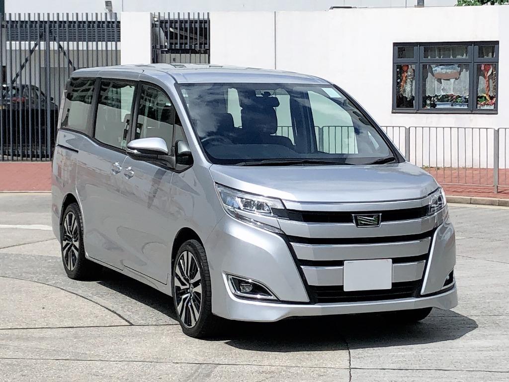 Toyota    NOAH VOXY ZRR80 2.0   2018 Auto