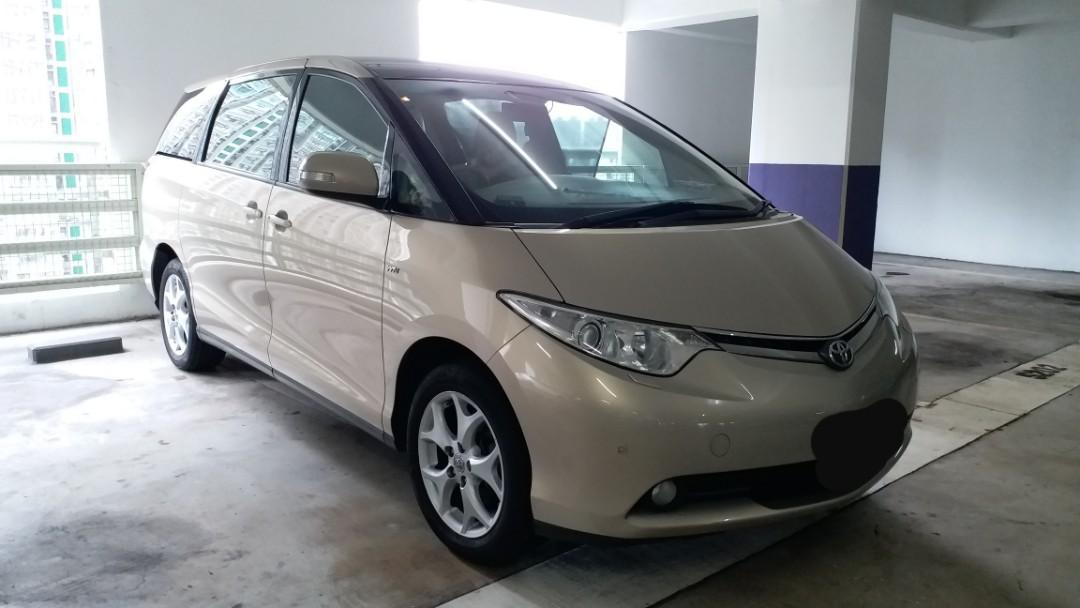 Toyota Previa GL Auto