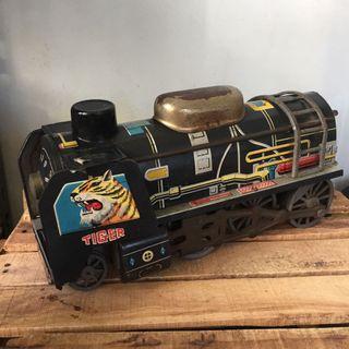 Vintage Tin Train