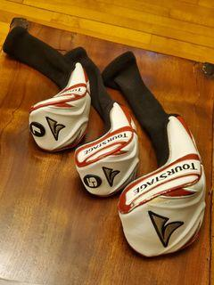 $100/3pcs Tourstage Driver and 2 fairway wood cover