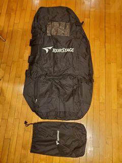 全新未用過 Tourstage golf bag for travel