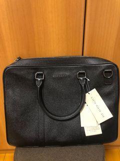 Burberry Newburg small briefcase 公事包