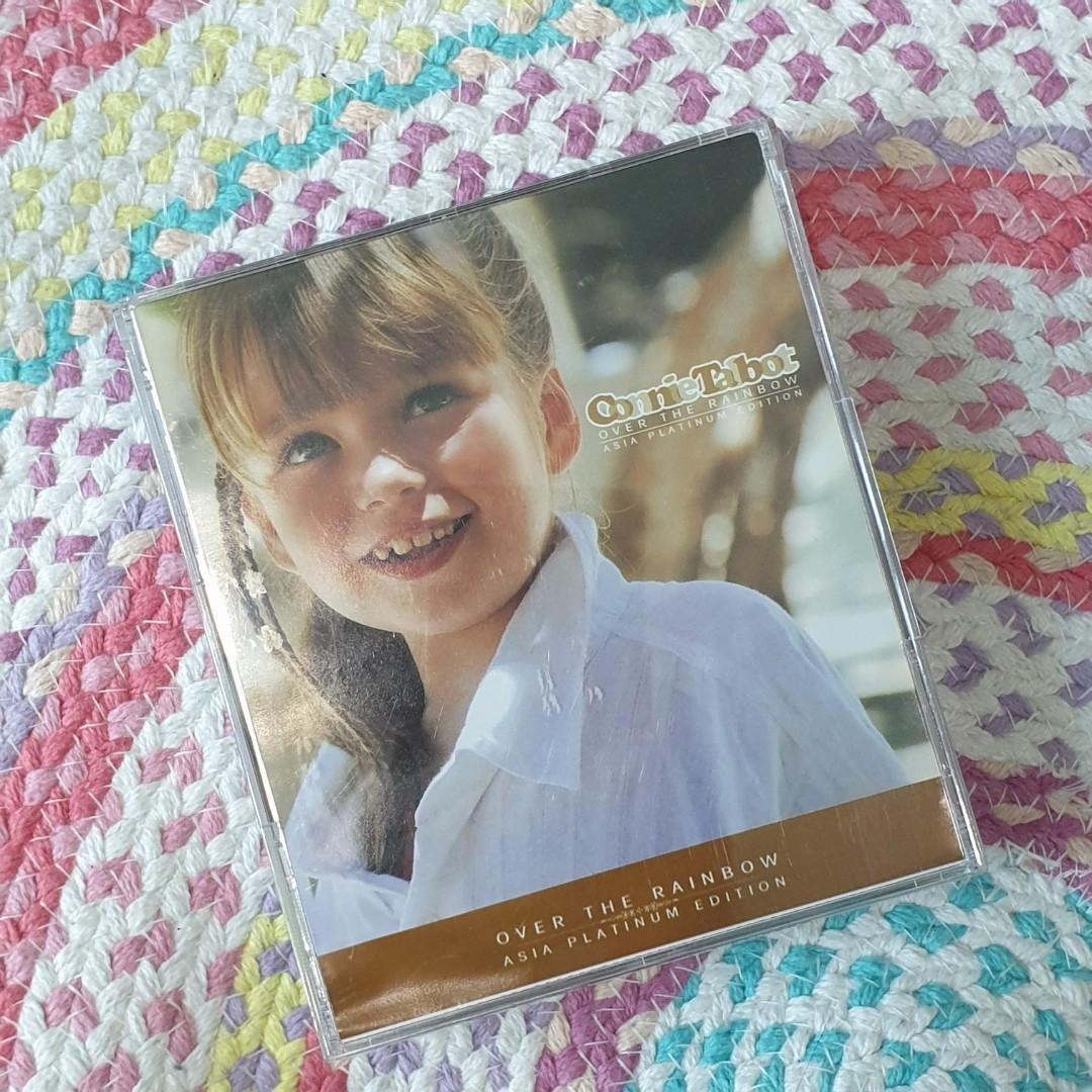 CD Lagu Original - Connie Talbot - Over the Rainbow (2 Discs)