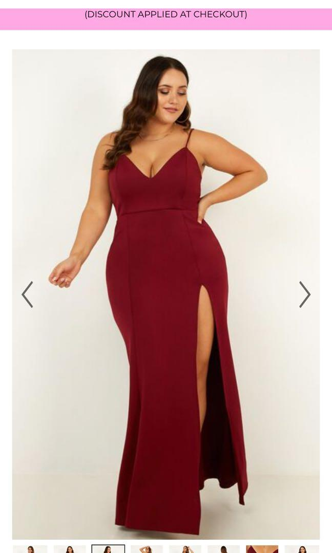 Dare to Dream showpo ball dress