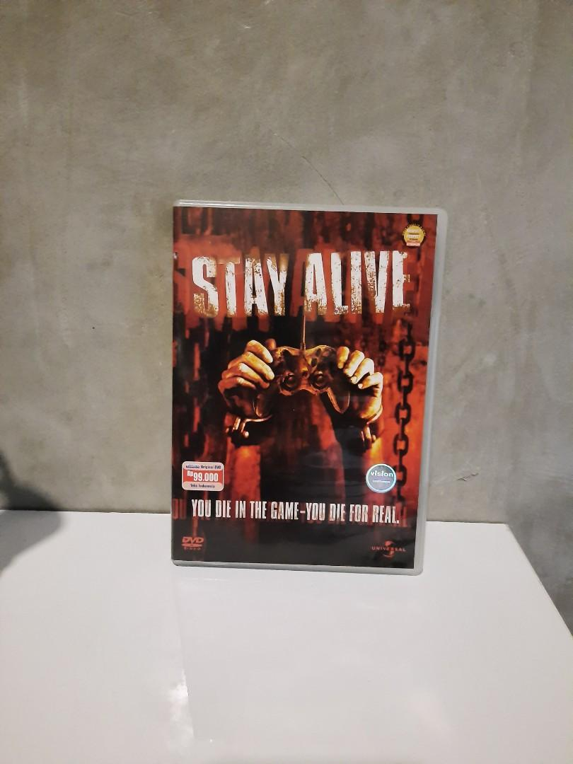 DVD Stay Alive