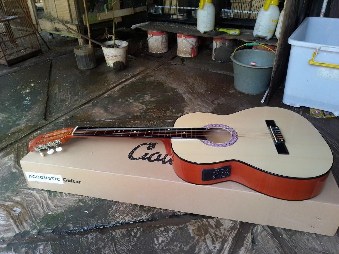 Gitar akustik straight answer