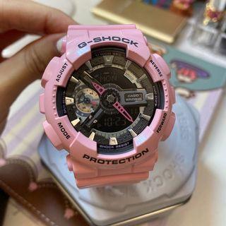 G-shock GMA-S110MP-4A1 粉色