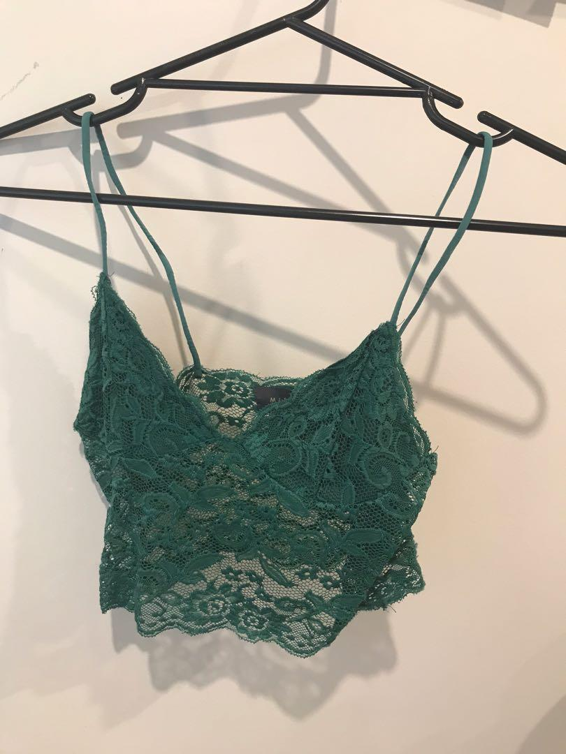 Lace top x