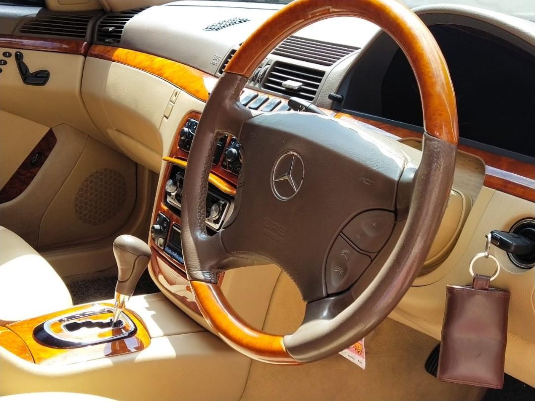 Mercedes-Benz S280 w220 2002