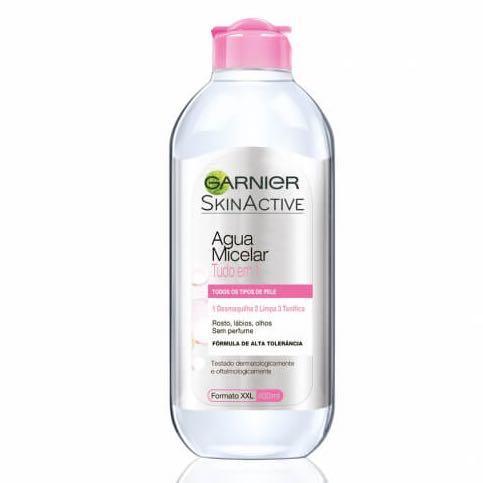 Micellar water - sensitive skin