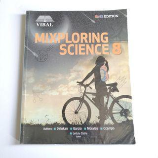 Mixploring Science - Grade 8 (Vibal)